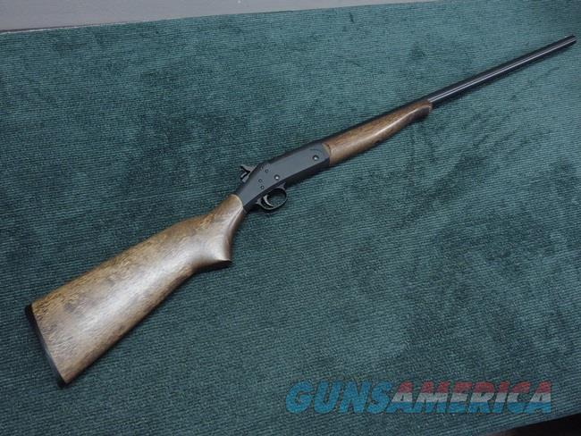 HARRINGTON & RICHARDSON (H&R) PARDNER SB1 28GA. - 28-INCH MODIFIED - MINT  Guns > Shotguns > Harrington & Richardson Shotguns
