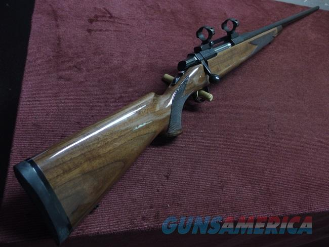 BROWNING A-BOLT MEDALLION .300 WIN.MAG. - WALNUT / BLUE - ENGRAVED - MADE IN 1989 - NEAR MINT !  Guns > Rifles > Browning Rifles > Bolt Action > Hunting > Blue