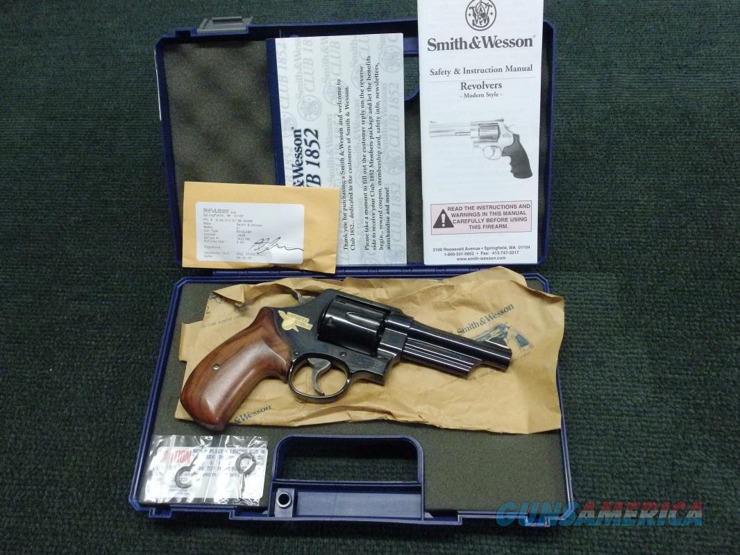 SMITH & WESSON 21-4 THUNDER RANCH .44 SPL. - 4-INCH - AS NEW IN BOX  Guns > Pistols > Smith & Wesson Revolvers > Full Frame Revolver