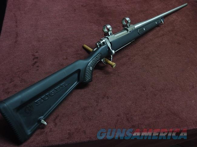 "RUGER M77 MKII .280 - ALL-WEATHER - ZYTEL -  ""BOAT PADDLE"" STOCK - NICE !  Guns > Rifles > Ruger Rifles > Model 77"