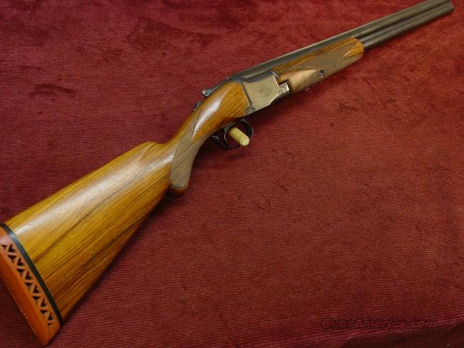 BROWNING SUPERPOSED 12GA. PRE-WAR   Guns > Shotguns > Browning Shotguns > Over Unders > Belgian Manufacture