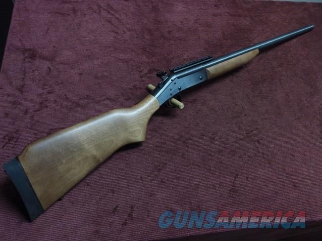 H&R - HARRINGTON & RICHARDSON - HANDI RIFLE - SB2 - .223 - 24-INCH - EXCELLENT  Guns > Rifles > Harrington & Richardson Rifles