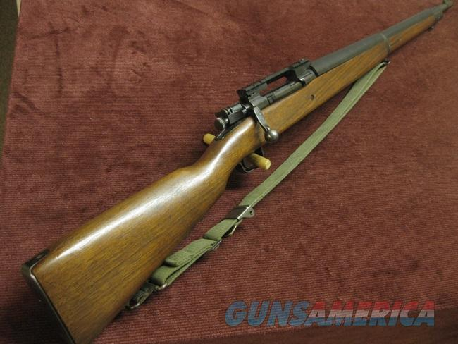 REMINGTON 03A3 30-06 - WITH S&K SCOPE MOUNT - 1943 - EXCELLENT  Guns > Rifles > Military Misc. Rifles US > 1903 Springfield/Variants