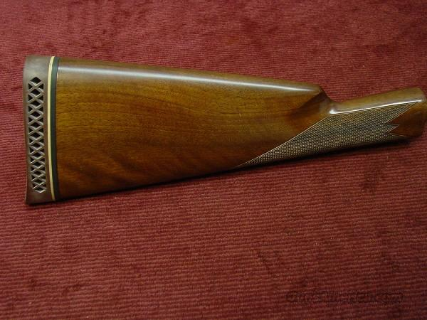 BROWNING BPS STOCK - 12GA. - ENGLISH - AS NEW  Guns > Shotguns > Browning Shotguns > Pump Action > Hunting