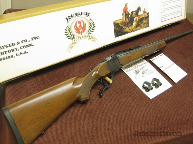 RUGER NO. 1 B .300 WIN.MAG. - NEAR NEW IN BOX  Guns > Rifles > Ruger Rifles > #1 Type