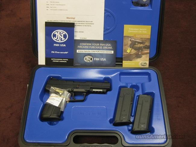 FNH FIVE SEVEN LE - 5.7X28 - NEW IN BOX  Guns > Pistols > FNH - Fabrique Nationale (FN) Pistols > FiveSeven