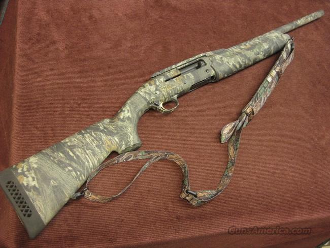 BROWNING GOLD DEER HUNTER 12GA. - FULLY RIFLED - CANTILEVER - MOSSY OAK BREAK UP - MINT !  Guns > Shotguns > Browning Shotguns > Autoloaders > Hunting