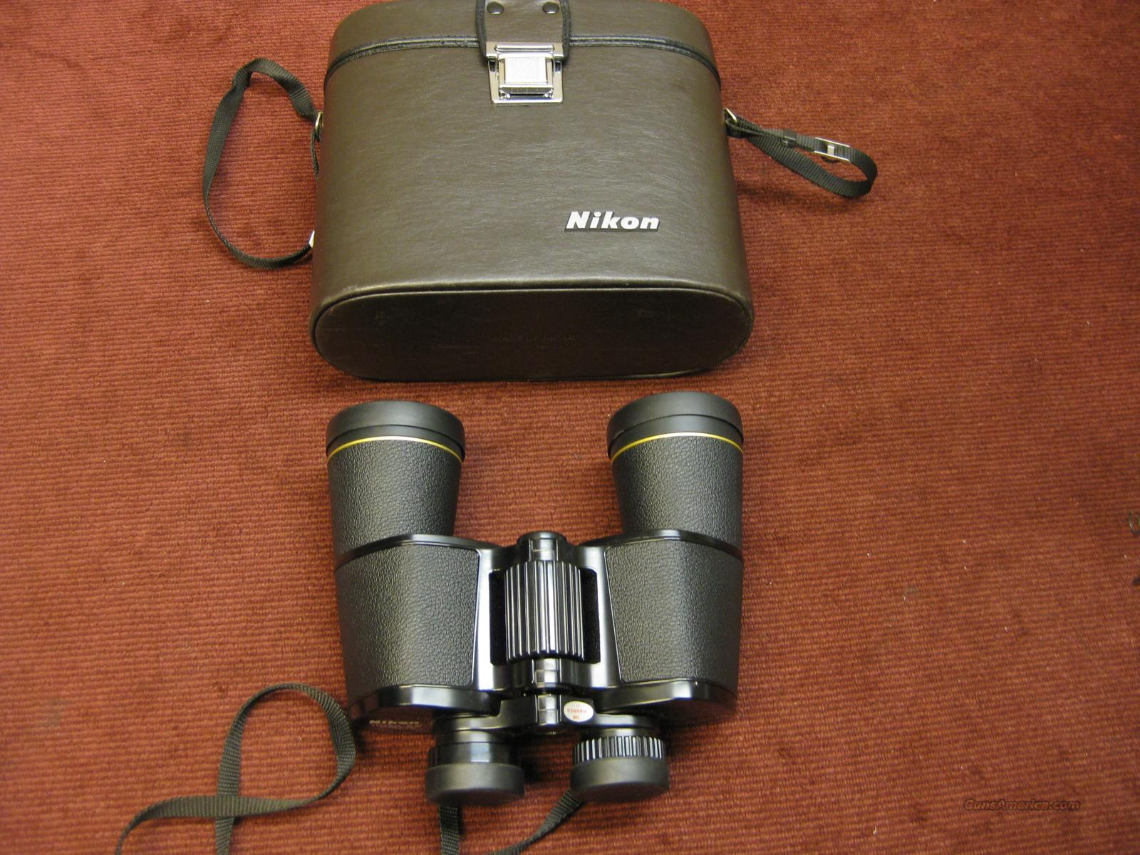 NIKON 10X50 GOLD SENTINEL BINOCULARS - MINT !  Non-Guns > Scopes/Mounts/Rings & Optics > Non-Scope Optics > Binoculars