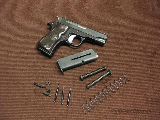 STAR STARFIRE DK .380 - W/EXTRA MAGAZINE & SPARE PARTS- EXCELLENT  Guns > Pistols > Star Pistols