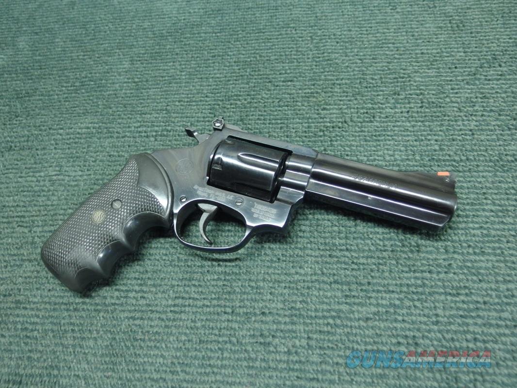 ROSSI MODEL 971 .357 MAGNUM - 4-INCH - BLUE - ADJ. SIGHTS   Guns > Pistols > Rossi Revolvers