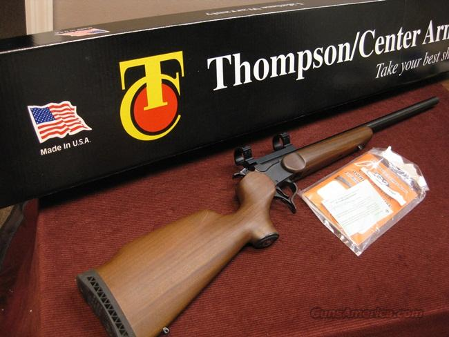 THOMPSON CENTER G2 CONTENDER RIFLE .223 - AS NEW IN BOX  Guns > Rifles > Thompson Center Rifles > Contender
