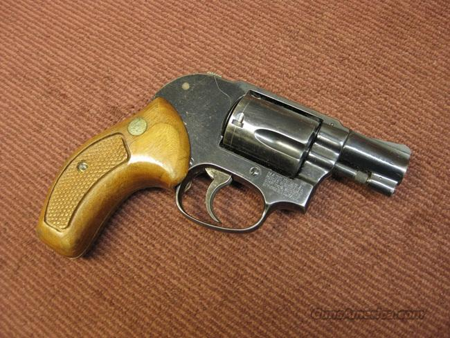 SMITH & WESSON 49 BODDYGUARD .38SPL.  Guns > Pistols > Smith & Wesson Revolvers > Pocket Pistols