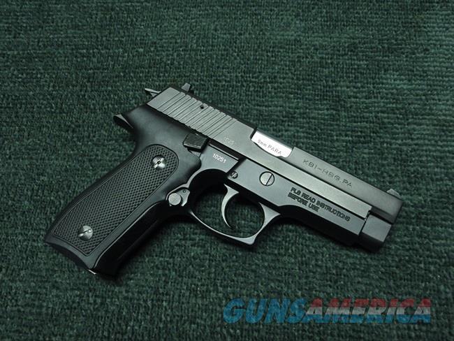 CHARLES DALY ZDA 9MM - CZ ZASTAVA - EXCELLENT  Guns > Pistols > CZ Pistols