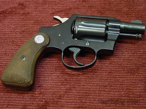 COLT COBRA .38SPL. 2-IN. - NEAR MINT !  Guns > Pistols > Colt Double Action Revolvers- Modern
