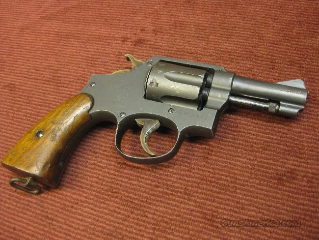 SMITH & WESSON VICTORY - U.S. PROPERTY & BRITISH PROOFS - 3-INCH .38SPL.  Guns > Pistols > Smith & Wesson Revolvers > Pre-1945