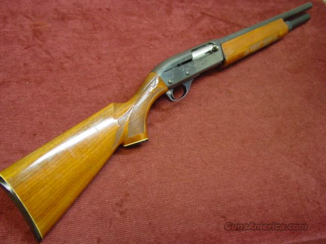 REMINGTON 1100 12GA. RIOT - TACTICAL - HOME DEFENSE  Guns > Shotguns > Remington Shotguns  > Autoloaders > Tactical
