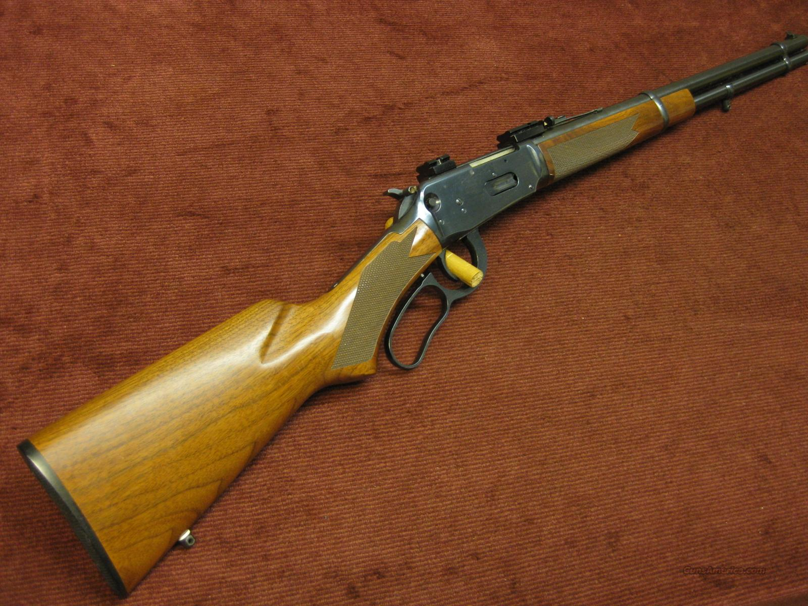 WINCHESTER MODEL 94AE .44 MAG - 20-INCH BARREL - EXCELLENT !  Guns > Rifles > Winchester Rifles - Modern Lever > Model 94 > Post-64
