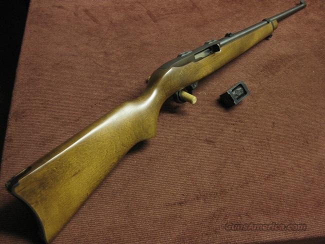 RUGER 10/22 .22 MAGNUM - WITH EXTRA MAG. - MINT !  Guns > Rifles > Ruger Rifles > 10-22