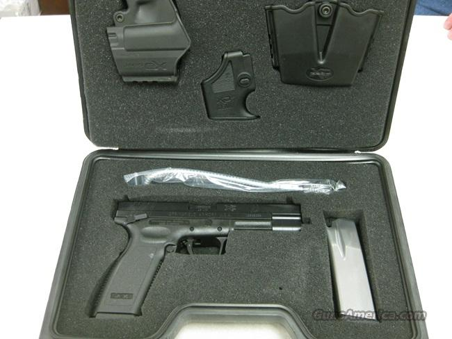 SPRINGFIELD XD TACTICAL .45ACP - NEAR NEW WITH BOX  Guns > Pistols > Springfield Armory Pistols > XD (eXtreme Duty)