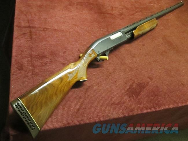 REMINGTON 870 WINGMASTER 12GA. - MAGNUM - 28-INCH MODIFIED - VENT  RIB - PRETTY WOOD  Guns > Shotguns > Remington Shotguns  > Pump > Hunting