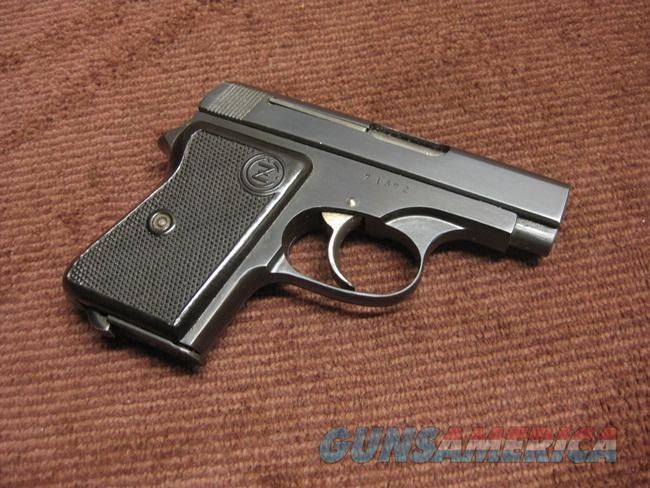 CZ MODEL 1945 6.35MM (.25ACP) - MADE IN 1948 - EXCELLENT  Guns > Pistols > CZ Pistols