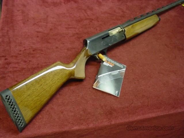 "BROWNING A-500 R 12GA. 28""INV. VENT RIB - MINT !  Guns > Shotguns > Browning Shotguns > Autoloaders > Hunting"