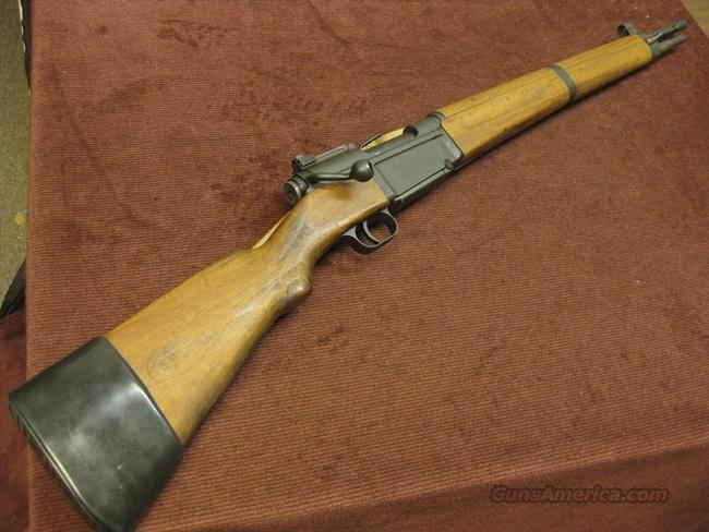 FRENCH MAS 1936 7.5X54 WITH BAYONET, SLING & BOOT - EXCELLENT  Guns > Rifles > Military Misc. Rifles Non-US > FrenchMAS