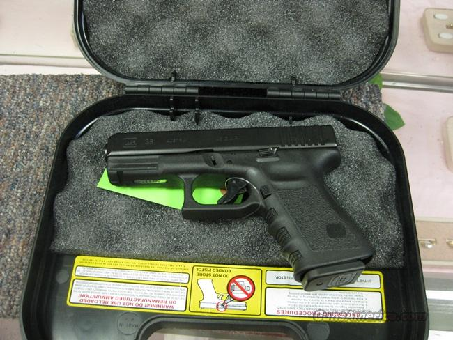 GLOCK 38 .45GAP - AS NEW IN BOX  Guns > Pistols > Glock Pistols > 38/39