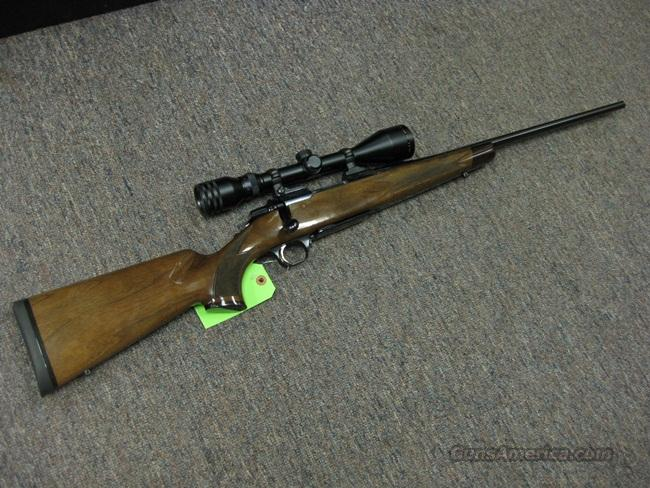 BROWNING A-BOLT MEDALLION .308 W/SCOPE - EXCELLENT  Guns > Rifles > Browning Rifles > Bolt Action > Hunting > Blue