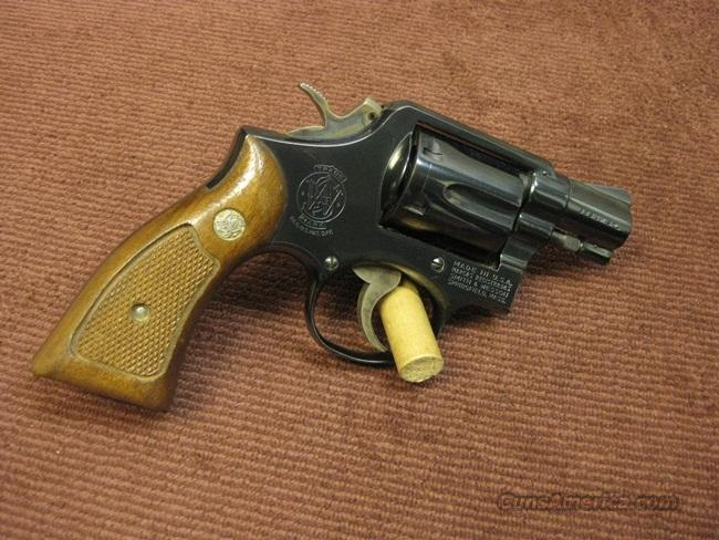 SMITH & WESSON 10-5 .38SPL. 2-INCH - NEAR MINT !  Guns > Pistols > Smith & Wesson Revolvers > Model 10