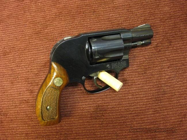 SMITH & WESSON MODEL 49 BODYGUARD .38SPL. - EXCELLENT !  Guns > Pistols > Smith & Wesson Revolvers > Pocket Pistols