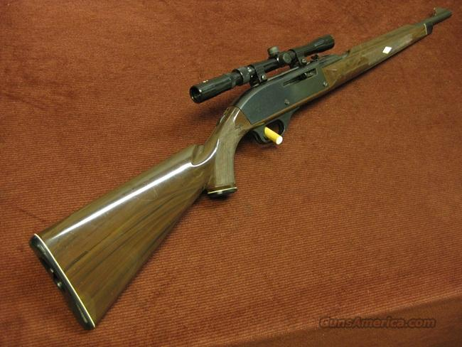 REMINGTON NYLON 66 .22LR W/SCOPE   Guns > Rifles > Remington Rifles - Modern > .22 Rimfire Models