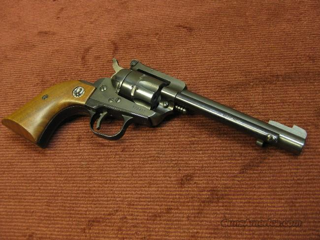 RUGER SINGLE SIX .22 MAGNUM - OLD MODEL - THREE SCREW - EXCELLENT !  Guns > Pistols > Ruger Single Action Revolvers > Single Six Type