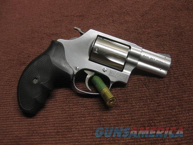 SMITH & WESSON 60-9 .357 MAGNUM - PRE LOCK - 2 1/4-INCH - EXCELLENT  Guns > Pistols > Smith & Wesson Revolvers > Pocket Pistols