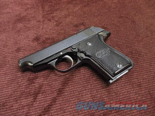 MAB MODEL GZ .32ACP - MADE IN SPAIN - 1960'S VINTAGE  Guns > Pistols > Star Pistols