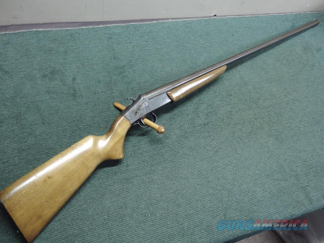 STEVENS 940A 12GA. SINGLE-SHOT - 36-INCH - FULL CHOKE - TURKEY SHOOT / CARD SHOOT  Guns > Shotguns > Stevens Shotguns