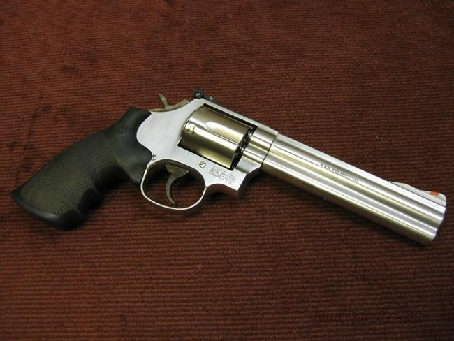 SMITH & WESSON 686-4 .357MAG. 6-INCH - NEAR MINT  Guns > Pistols > Smith & Wesson Revolvers > Full Frame Revolver