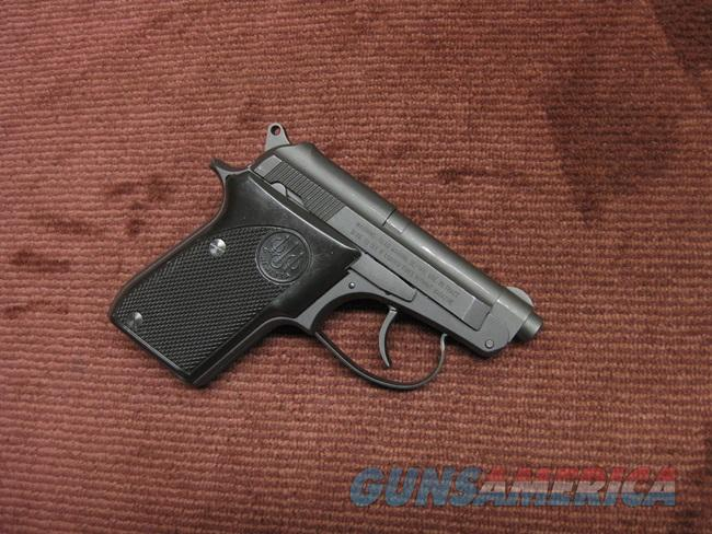 BERETTA 21A .22LR - MATTE - EXCELLENT  Guns > Pistols > Beretta Pistols > Small Caliber Tip Out