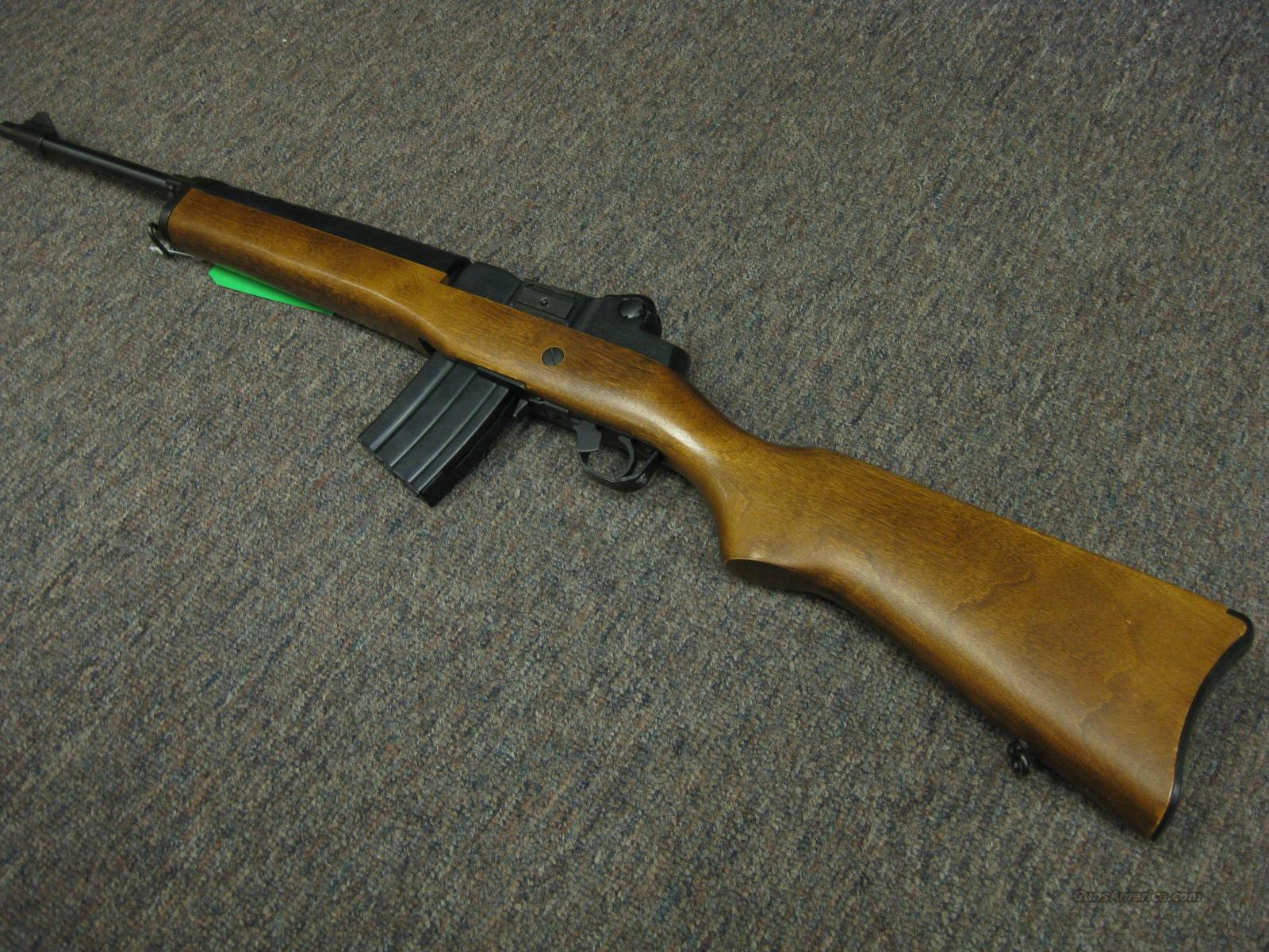 RUGER MINI-14 .223  - EXCELLENT !  Guns > Rifles > Ruger Rifles > Mini-14 Type