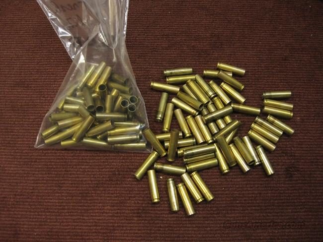.30 CARBINE MIXED BRASS - USED - 100 PIECES  Non-Guns > Reloading > Components > Brass