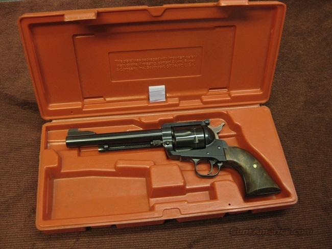 RUGER BLACKHAWK .44 MAGNUM - JOHN GALLAGHER CUSTOM - NEAR MINT  Guns > Pistols > Ruger Single Action Revolvers > Blackhawk Type