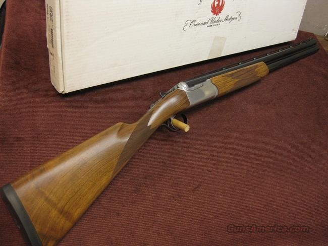 RUGER RED LABEL 12GA. ENGLISH - 26-INCH - AS NEW IN BOX  Guns > Shotguns > Ruger Shotguns > Hunting