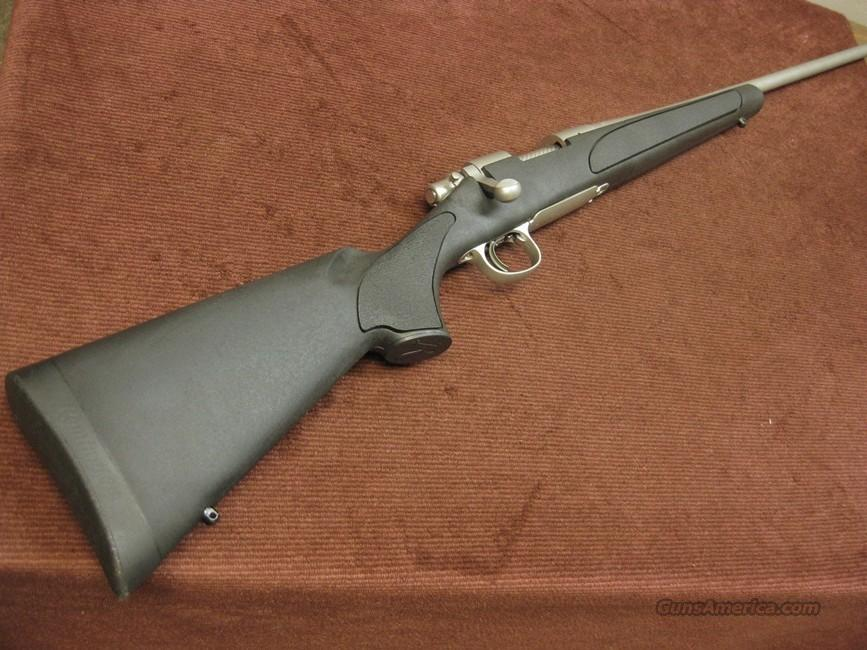 REMINGTON 700 SPS STAINLESS .204 RUGER - 24-IN. SPORTER BARREL - NEAR MINT  Guns > Rifles > Remington Rifles - Modern > Bolt Action Non-Model 700 > Sporting