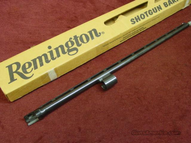 REMINGTON 1100 28GA. BRILEY CHOKED BARREL  Guns > Shotguns > Remington Shotguns  > Autoloaders > Hunting