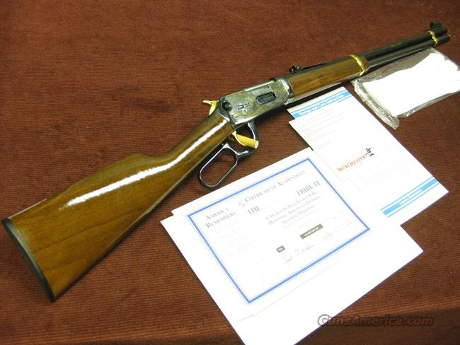 WINCHESTER 94AE 30-30 FIELD & STEAM TRIBUTE - AMERICA REMEMBERS SERIES - NEW  Guns > Rifles > Winchester Rifle Commemoratives