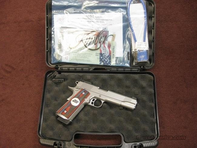 KIMBER 1911 MATCH TEAM II .45ACP - AS NEW IN BOX  Guns > Pistols > Kimber of America Pistols