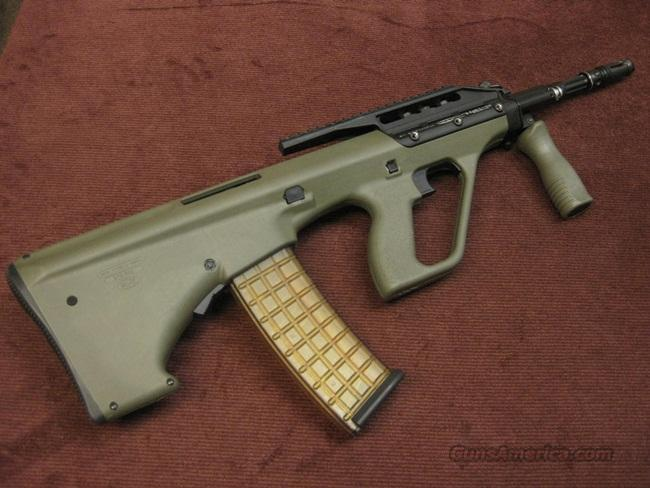 MSAR STG 556 .223 - OD GREEN - MINT !  Guns > Rifles > MN Misc Rifles