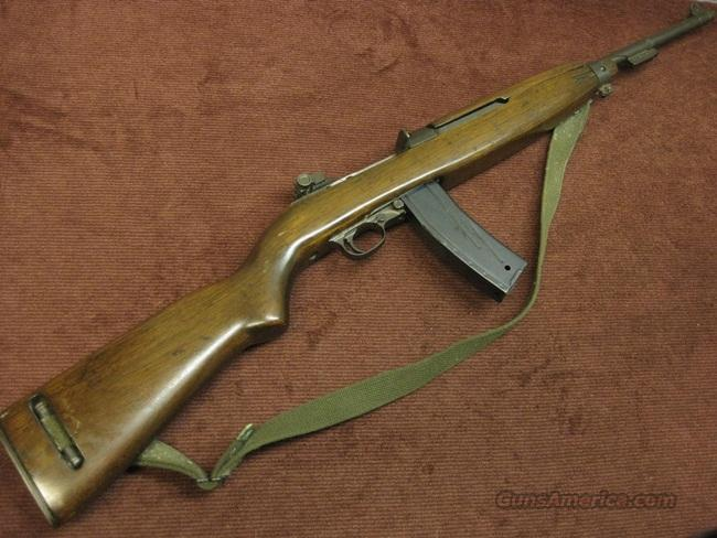 INLAND MI CARBINE .30CAL. - MADE IN 1945 - 30-ROUND MAGAZINE  Guns > Rifles > Military Misc. Rifles US > M1 Carbine