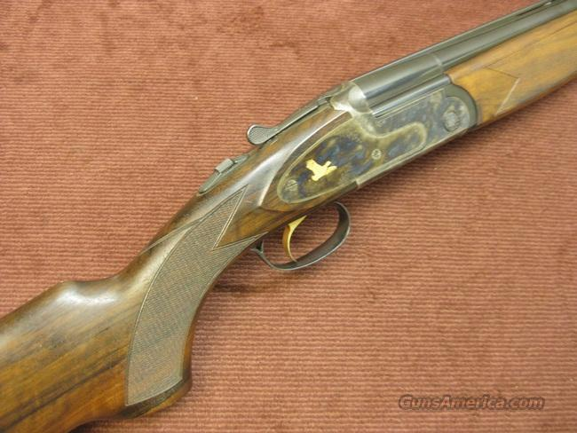 RIZZINI - VERONA LX 702 - 12GA. O/U - EXCELLENT WITH FACTORY HARD CASE  Guns > Shotguns > Rizzini Shotguns