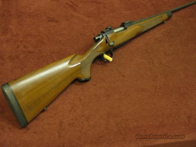 REMINGTON 700 MOUNTAIN RIFLE .243 - EARLY STYLE - EXCELLENT!  Guns > Rifles > Remington Rifles - Modern > Model 700 > Sporting